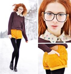 Remember spring swaps snow for leaves (by Ebba Zingmark) http://lookbook.nu/look/3122805-Remember-spring-swaps-snow-for-leaves