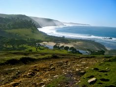 Coffee Bay, South Africa 30 Before 30, Namibia, Travel List, Cape Town, South Africa, Beautiful Places, Road Trip, Scenery, Places To Visit