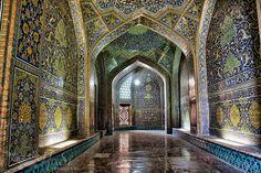 Sheikh Lotfollah's Mosque, Isfahan