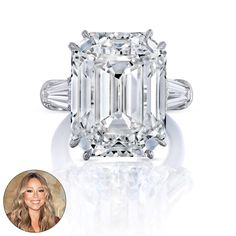 Mariah Carey's engagement to James Packer came complete with a 35-carat diamond ring; get more details here!