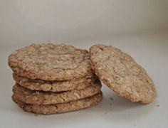 Domata Salted Oatmeal White Chocolate Cookies