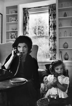 Even though people may be well known, they hold in their hearts the emotions of a simple person for the moments that are the most important of those we know on earth: birth, marriage and death.  Jackie Kennedy