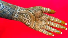 Arabic Mehndi Designs, Mehndi Patterns, Henna Designs, Mehndi Tattoo, Mehndi Art, Mehndi Brides, Henna Artist, Bridal Mehndi, Tattoos