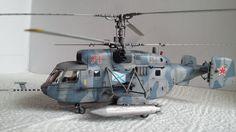 Kamov Ka-29 Helix-B....Hobbyboss 1/72 by valen1969