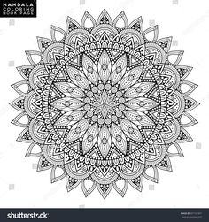 Here are the Beautiful Printable Beautiful Mandala By Lesya Karakotsya Coloring Page. This post about Beautiful Printable Beautiful Mandala By Lesya Karakotsya . Pattern Coloring Pages, Mandala Coloring Pages, Colouring Pages, Adult Coloring Book Pages, Coloring Books, Mandala Art, Mandala Drawing, Mandala Pattern, Drawing Flowers