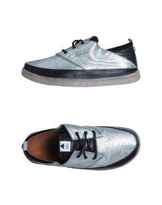 VOLTA - metallic silver sport shoes 78b823319