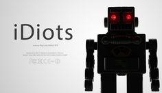 Interesante corto de Big Lazy Robot VFX, que se burla, de alguna manera, de nuestra obsesión por los gadgets y apps, a través de pequeños robots como metáfora a los usuarios. ¿Somos iDiots?