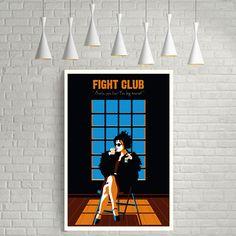 Fight Club Marla Singer Helena Bonham Carter Minimal by MunaMia