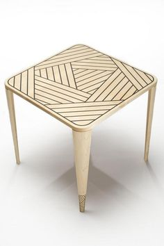 The computer age has come to custom wood furniture making.