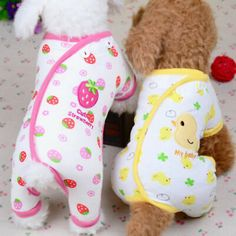 Pet Puppy, Pet Dogs, Pets, Puppies In Pajamas, Puppy Coats, Warm Dog Coats, Cute Dog Clothes, Black Clothes, Dog Clothes Patterns