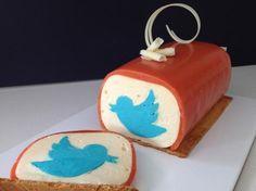 A Sweet Tweet Surprise Twitter Dessert