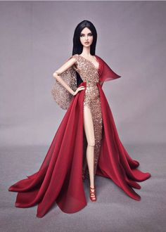 Attempting to find baby doll houses for youths? We've an excellent choice of fantastic kid's toy residences. Barbie Gowns, Barbie Dress, Barbie Clothes, Fashion Royalty Dolls, Fashion Dolls, Glam Dresses, Fashion Dresses, Wonder Woman Shirt, Barbie Mode