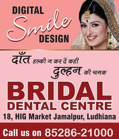 Exclusive Package for Bridal Dental