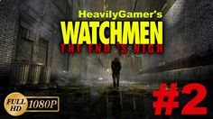 Watchmen The End is Nigh Part 1 Gameplay Walkthrough (PC) Chapter 2