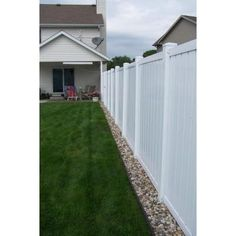 InvisaFlow 38 in. Channel Guard-7400 at The Home Depot good for the fence