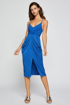 Buy ASOS Hammered Satin Strappy Pencil Maxi Dress at ASOS. Get the latest trends with ASOS now. Sequin Prom Dresses, Satin Dresses, Evening Dresses, Party Dresses, Dress Party, Fashion Clothes Online, Fashion Dresses, Marine Uniform, Boho Outfits