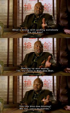 Pushing daisies, I freaking love this show.