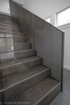 Custom stairs Chicago, Modern Staircase design Chicago, Custom Stair Design, Custom Furniture - STAIRS