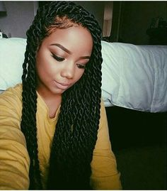 Adorable naturals : photo all about the hair hair styles, hair et braided h My Hairstyle, Box Braids Hairstyles, African Hairstyles, Protective Hairstyles, Trendy Hairstyles, Girl Hairstyles, Protective Styles, Black Hairstyles, Wedding Hairstyles