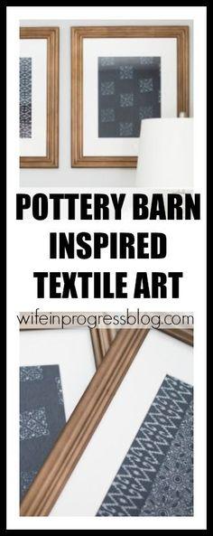 Pottery Barn inspire