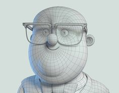 ArtStation - Topology, David Vercher