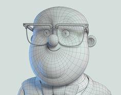 ArtStation - Topology, David Vercher
