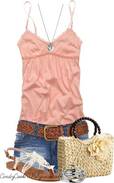 """Come on Summer"" by cindycook10 on Polyvore"
