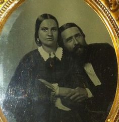 Cute Victorian Couple