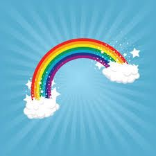 colores arcoiris