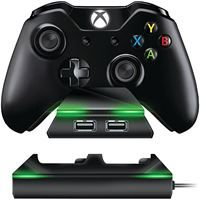 Show details for Dreamgear Xbox One Dual Charging Dock