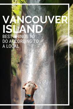 60 of the Best Things to do on Vancouver Island! As locals on the island for over 30 years, here are our suggestions for 60 top things to do on Vancouver Island from Victoria to Port Hardy! Canada Destinations, Amazing Destinations, Quebec, Toronto, Canadian Travel, Visit Canada, Vancouver Island, 30 Years, Travel Articles