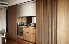 One central park Sydney. Kitchen integrated into living room. | Kitchen of Tomorrow