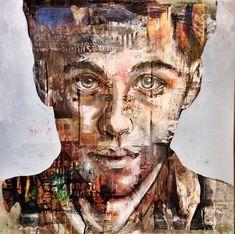 Gravure, Portrait, Photo And Video, Videos, Artwork, Painting, Instagram, Photos, Paint