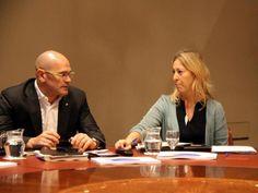 El govern català defensarà el pla del referèndum encara que el TC el suspengui