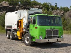 Autocar ACX Xpeditor Labrie Automizer Refuse Truck '2001–н.в.