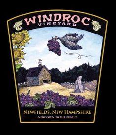 Windroc Vineyard. Tastings are Saturdays 12-5 and Sundays 12-4.