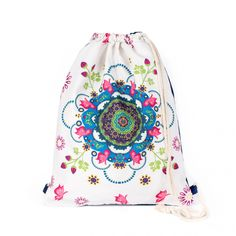 Price Modern bag with the mandala theme. Practical and lightweight, you will pack in everything necessary for the tourism or to the town. Material: poylester Measurements: 32 cm x 42 cm (W x H) Laces lenght: Regular Price: Price Drawstring Backpack, Tourism, Mandala, Fashion Accessories, Polo, Backpacks, Handbags, Modern, Bag