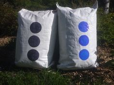 How to Make Archery Targets!