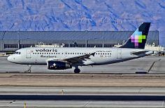 """XA-VOR Volaris Airlines 2004 Airbus A319-132 (cn 2296) """"Rosalaura"""""""