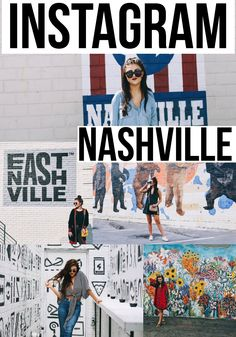 Instagram Nashville Mural Travel Guide