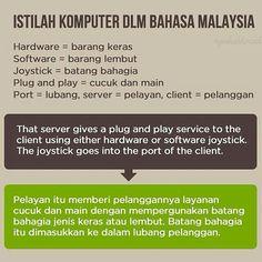 istilah komputer dalam bahasa malaysia...oalah..apa lah ini..bahasa yang membingungkan..haha..