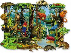 Rainforest Felt Set {use code OnePlus for 15% off}