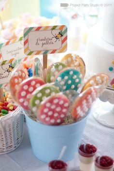Project Party Studio. #party #kids #custom design #colour #deco #cake #cookies