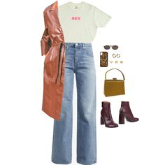Fashion set sex - created via Casual Summer Outfits, Outfits For Teens, Stylish Outfits, Cute Outfits, Clothing Hacks, Aesthetic Fashion, Fashion Killa, Streetwear Fashion, Outfit Sets