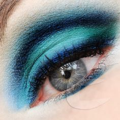 Eye makeup - #eyeshadow