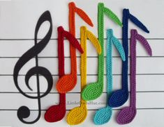 Marcador de notas 023 Amigurumi crochet patrón por LittleOwlsHut