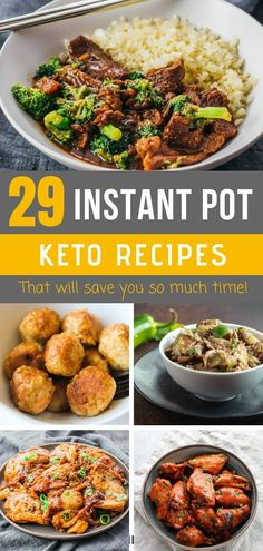 Looking for some delicious Keto friendly recipes for the instant pot? These 29 easy keto Instant Pot recipes are so easy and your whole family will absolutely love them. pot recipes easy healthy keto 40 Easy Instant Pot Keto Recipes You Must Try Keto Foods, Keto Meal, Instant Pot Pressure Cooker, Pressure Cooker Recipes, Diet Recipes, Healthy Recipes, Lunch Recipes, Cheap Recipes, Recipes Dinner