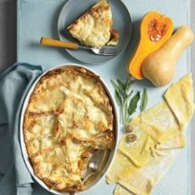 Photo of Butternut Squash and Sage Lasagna