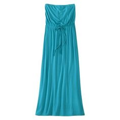 Mossimo multi wrap maxi dress