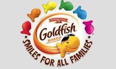 We've Fallen For Goldfish Crackers' Pride Logo Hook, Line And Sinker